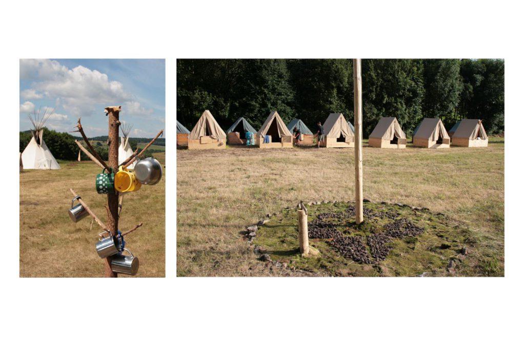 Tábor Severní